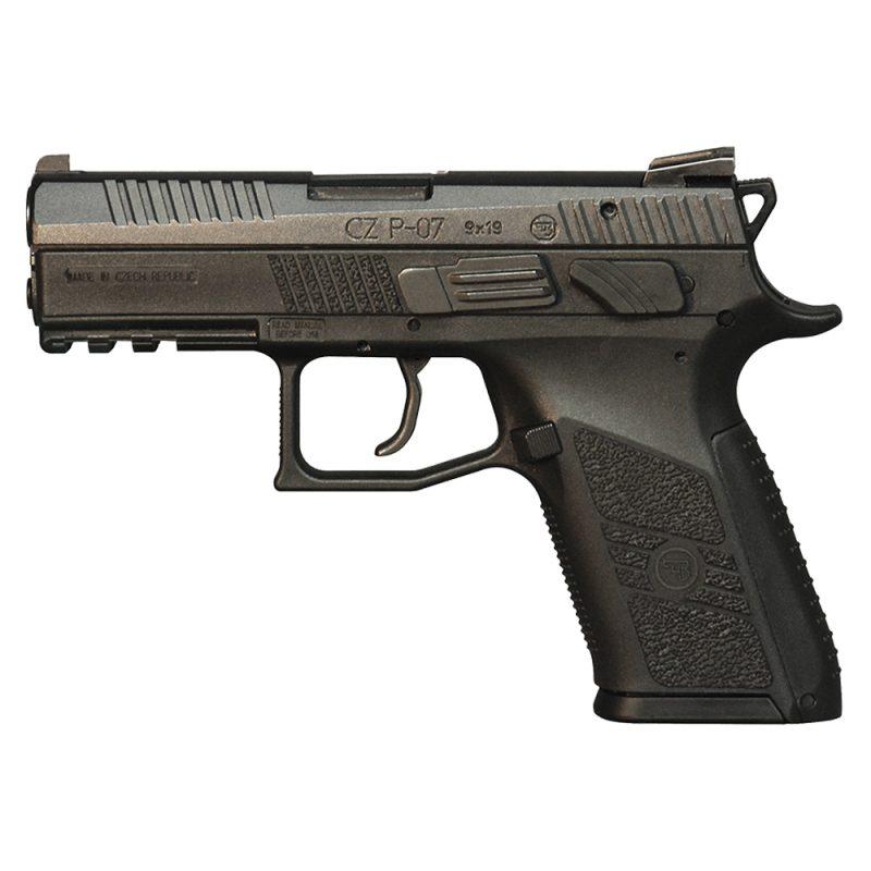 CZ P07 9mm Para