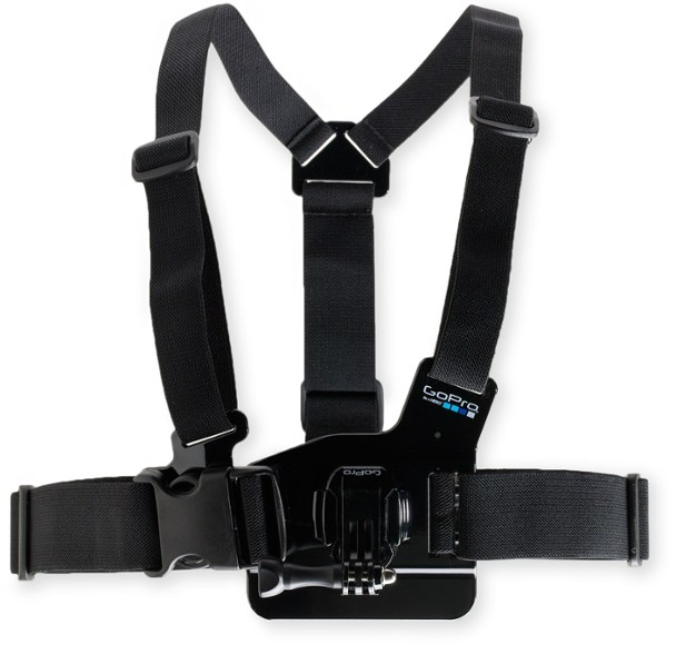 GOPRO ACC MOUNT CHEST H/NESS NEW