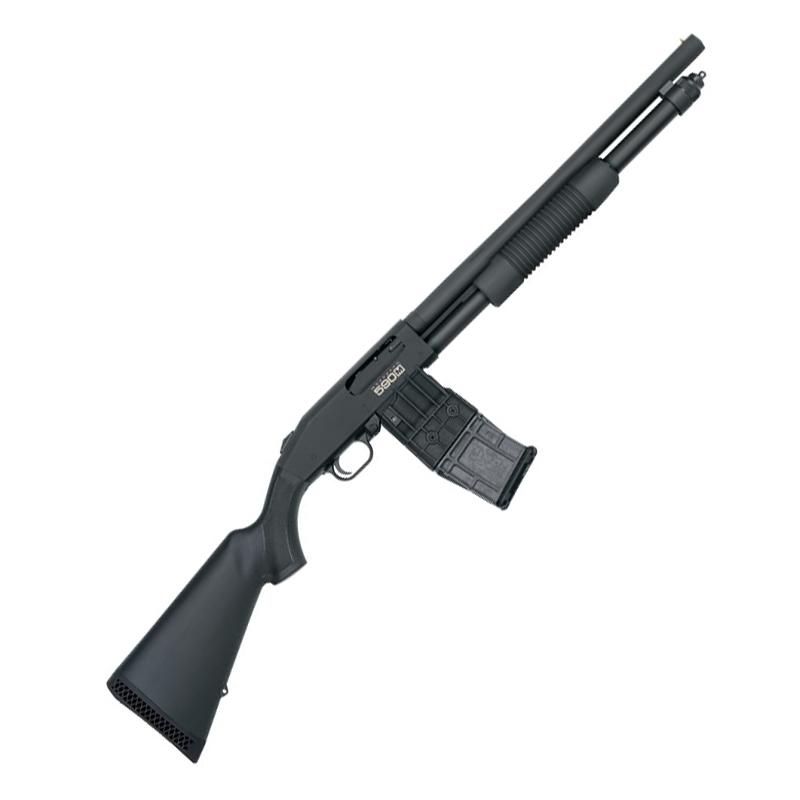 MOSSBERG 12G 590M MAG-FED 11 SHOT SHOTGUN 18.5