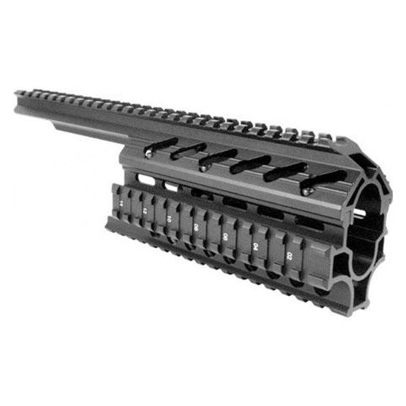 AIM SPORTS LM4-5-GALIL QUAD RAIL