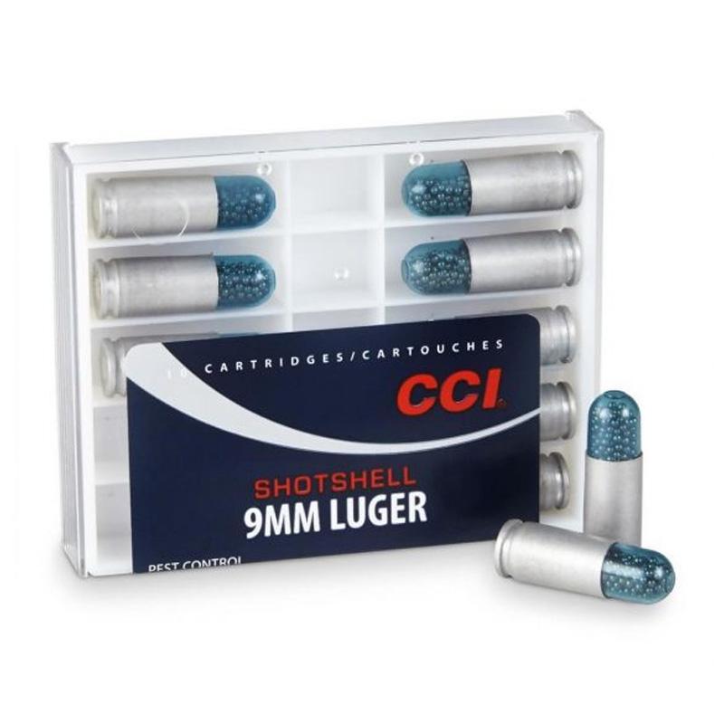 CCI 9MM LUGER PARA SHOTSHELL