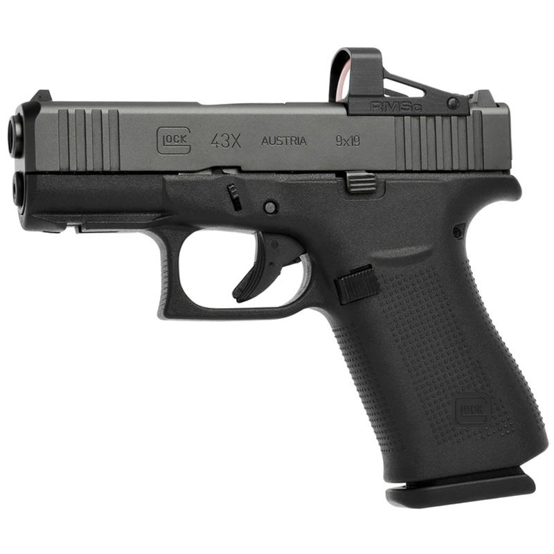 Glock 43X MOS + Shield