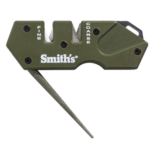 PP1 – Mini Tactical Knife Sharpener (OD Green)