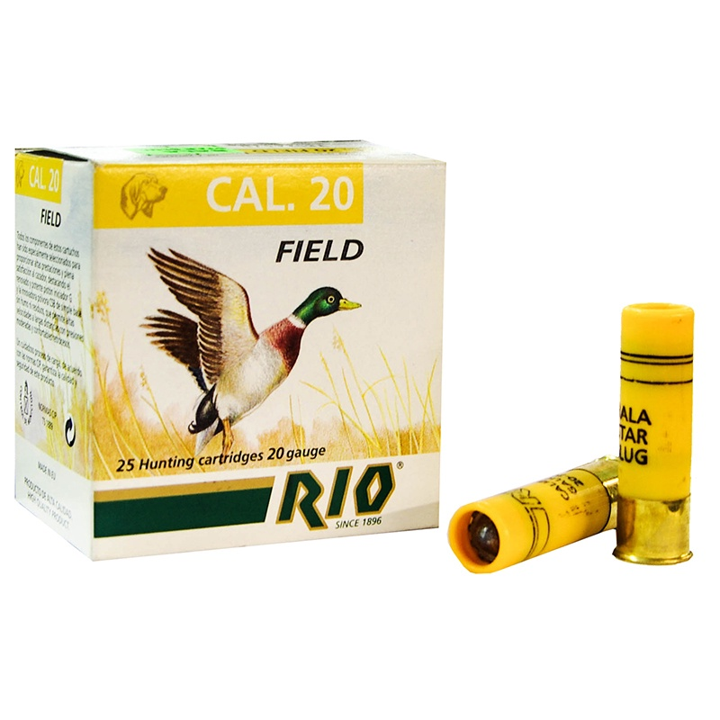 RIO FIELD Cal.20