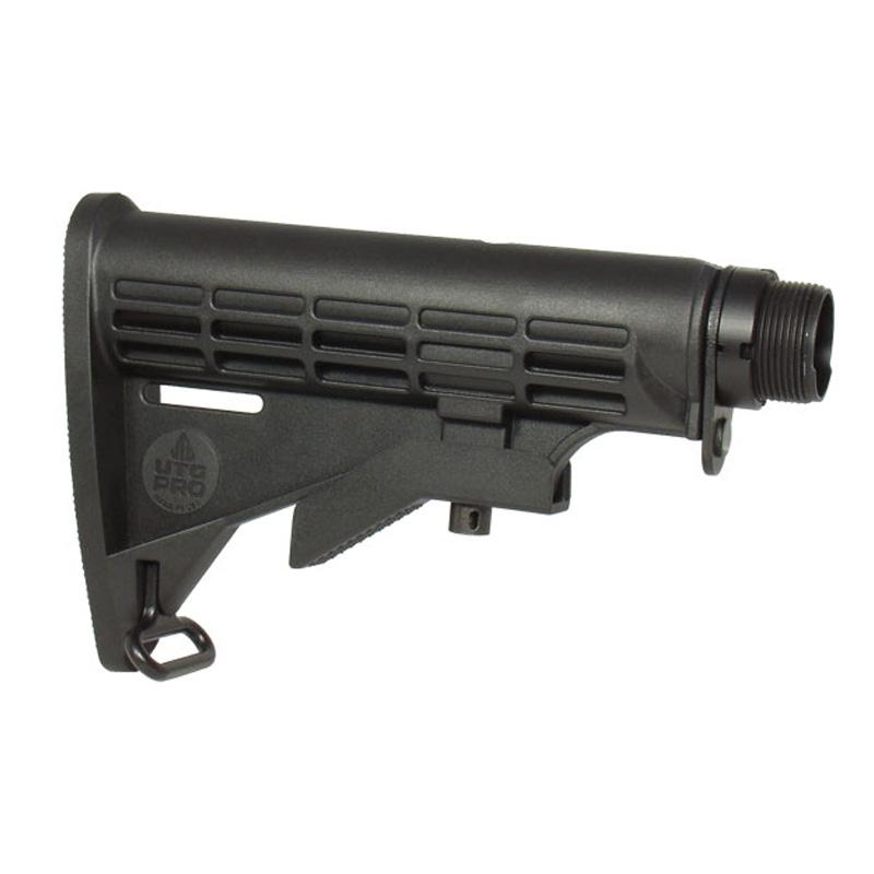 UTG M4M16 6-POS MIL-SPEC STOCK