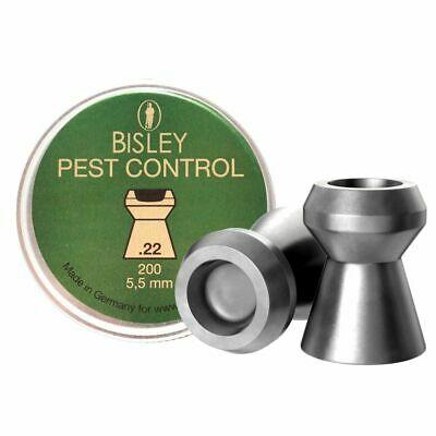 BISLEY PEST CONTROL HP PELLETS (200) 18.2GR.
