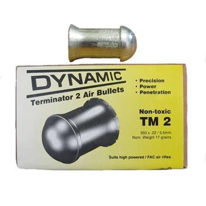 dynamic terminator 2 air bullets